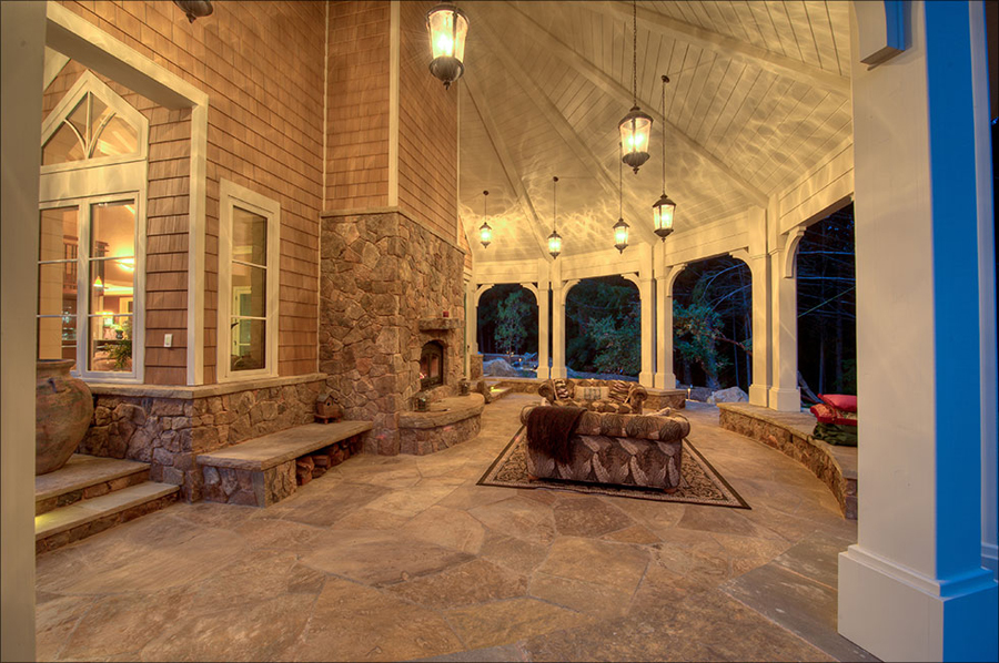Cazadero Estate New Home Build