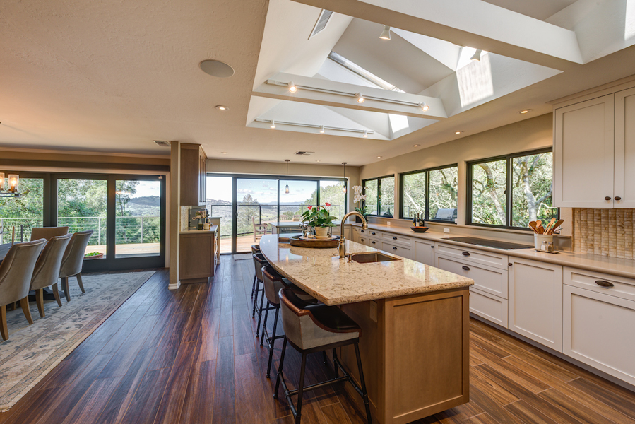 Bennett Valley Whole Home Remodel