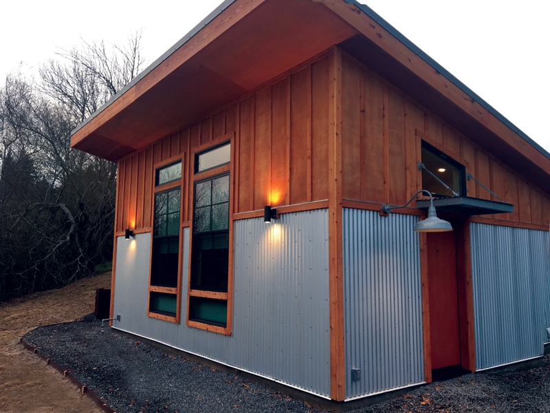 Accessory Dwelling Unit designed and built by LEFF Construction Design Build