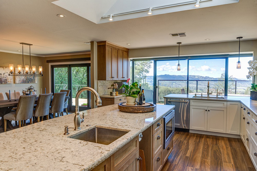 Kitchen Remodeling Contractors In Petaluma