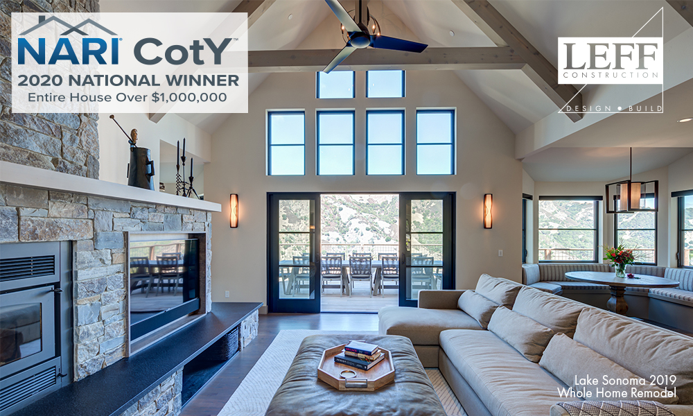 LEFF named 2020 National Contractor of the Year (CotY) Winner